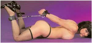 Hog Tie Restraints - Item 51