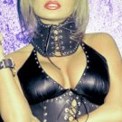 Leather Posture Choker - Item 23
