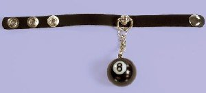 Eight Ball C-Ring - Item B359