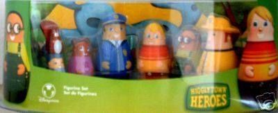 Higglytown Heroes Toys Fisher Price | Pics | Download |