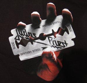 JUDAS PRIEST 2009 Tour Concert Shirt. M. Whitesnake