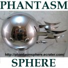 Metal PHANTASM SPHERE Ball Prop Replica part 2 ad