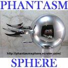 Metal PHANTASM SPHERE Ball Prop Replica part 2 sa