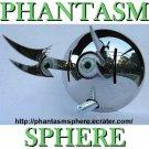 Metal PHANTASM SPHERE Ball Prop Replica with Eye & Blades