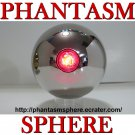 Laser (non-blink) style PHANTASM SPHERE Ball Prop Replica. part 2
