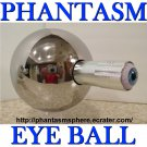 Metal PHANTASM SPHERE Eye Ball Prop Replica extended blue