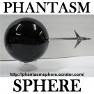 PHANTASM SPHERE Ball Prop Replica. Black Jody Slicer part 3 style