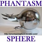 Metal PHANTASM SPHERE Ball Prop Replica part 2 ald