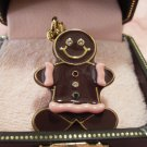 Juicy Couture Gingerbread Man Charm