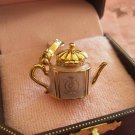Juicy Couture Teapot Charm