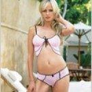 Babydoll-Sexy Wear Lingerie LAS-8055 $10.78