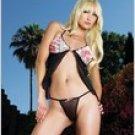 Babydoll-Sexy Wear Lingerie LAS-81077 $13.21