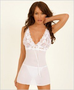 Babydoll-Sexy Wear Lingerie SM-80042 $15.80