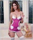 Babydoll-Sexy Wear Lingerie LL-9070 $23.13