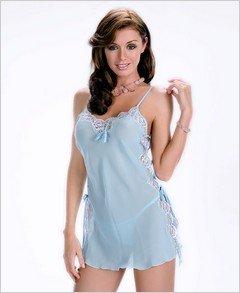 Babydoll-Sexy Wear Lingerie SM-80596 $24.36