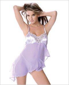 Babydoll-Sexy Wear Lingerie SM-80422 $24.36