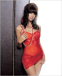 Babydoll-Sexy Wear Lingerie SM-80735 $25.16
