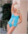 Babydoll-Sexy Wear Lingerie LL-7017 $28.63