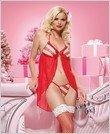 Babydoll-Sexy Wear Lingerie LA-31038 $36.88
