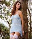 Chemise-Sexy Wear Lingerie SM-80172 $17.74