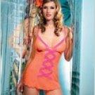 Chemise-Sexy Wear Lingerie LA-86028 $22.50
