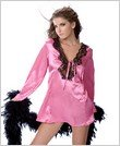 Chemise-Sexy Wear Lingerie SM-80443 $24.36