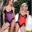 Chemise-Sexy Wear Lingerie LL-9008 $25.88