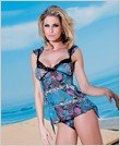 Chemise-Sexy Wear Lingerie LL-9025 $26.56