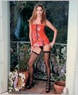Chemise-Sexy Wear Lingerie LL-9096 $30.00