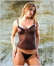 Camisole-Sexy Wear Lingerie SM-80125 $12.66