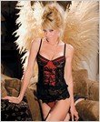 Camisole-Sexy Wear Lingerie LL-6057 $23.13