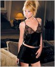 Camisole-Sexy Wear Lingerie LL-CP-052 $35.50