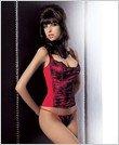 Bustier - Sexy Wear Lingerie SM-80730 $29.85