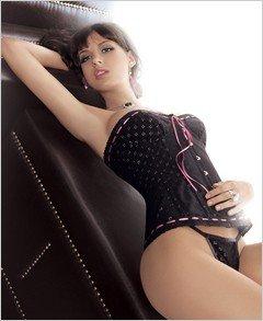 Bustier - Sexy Wear Lingerie SM-84069 $41.55