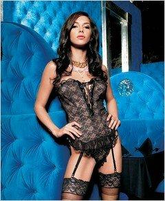 Bustier - Sexy Wear Lingerie LA-81126 $47.50