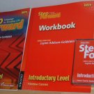 STEP FORWARD INTRO & WORKBOOK ESL Text & Listening CDs
