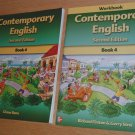 CONTEMPORARY ENGLISH Book 4 ESL Text & Workbook