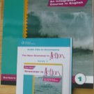 GRAMMAR IN ACTION Book 1 ESL w/Audio CDs (2) NEW