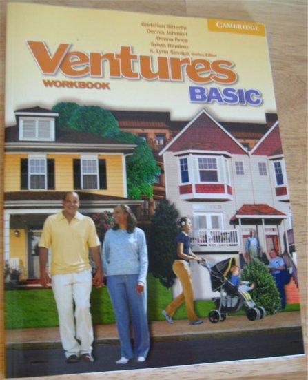 VENTURES Basic ESL Workbook