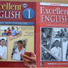Excellent English 1 & Workbook CDs Incl ESL Texbook