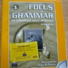 Focus On Grammar ESL Assessment Pack w/2 CDs Tests