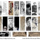 Lizzie Borden Microslide Collage Sheet