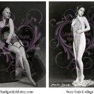 Sexy Gals Digital Collage Sheet