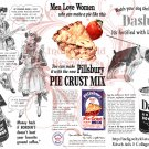 Kitsch 1948 Ad Digital Collage Sheet 5