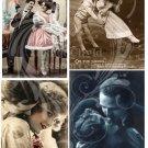 Stolen Moments Digital JPG Collage Sheet