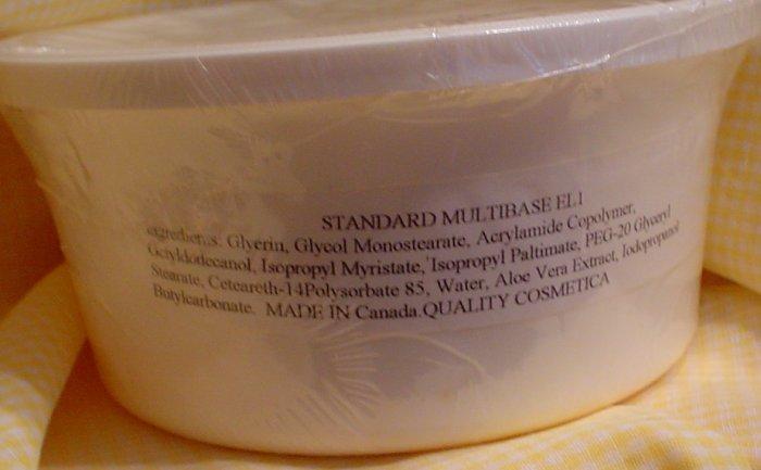 Goat's Milk Multibase EL1