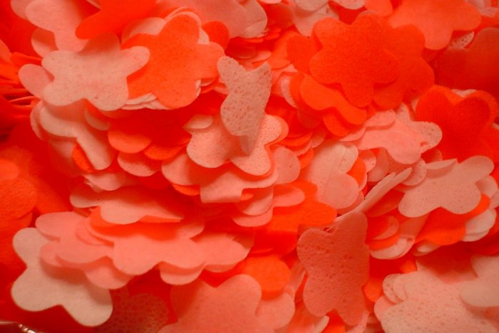 Rose Bath Confetti ***ON SALE***