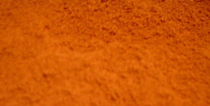 Orange Oxide