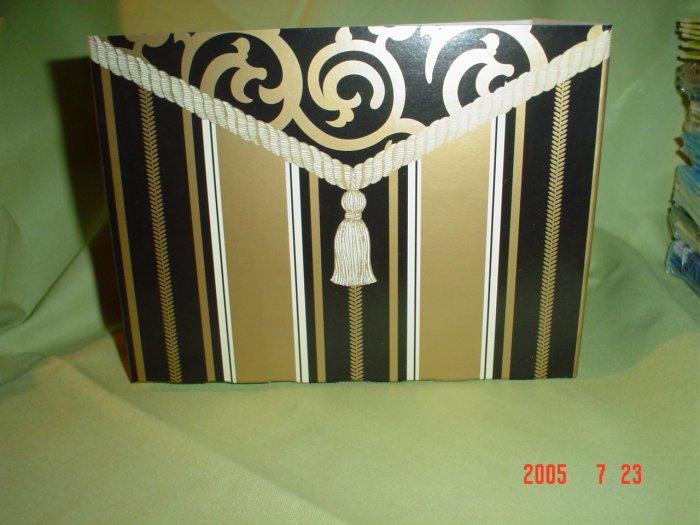 Classic Black Stripes