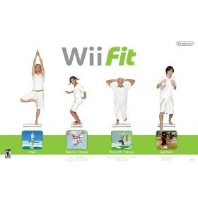 Brand New Nintendo Wii Fit with Balance Board